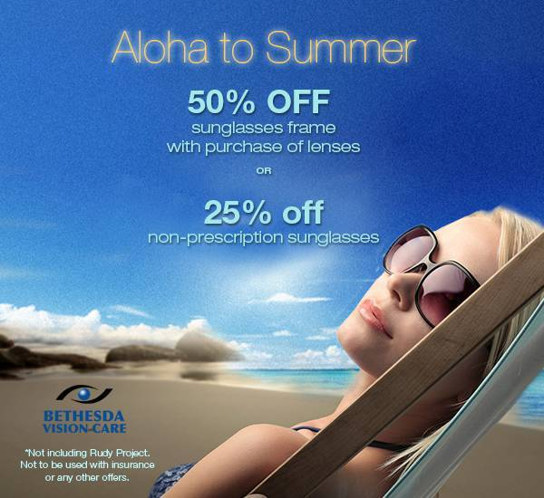 Sunglasses Aloha Interstitial